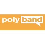 Polyband-Logo_P14_1C_White